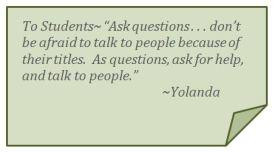 Yolanda Quote